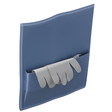Clip-on Cases for Disposable Gloves