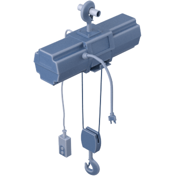 Light-Duty Wire Rope Hoists (H2)