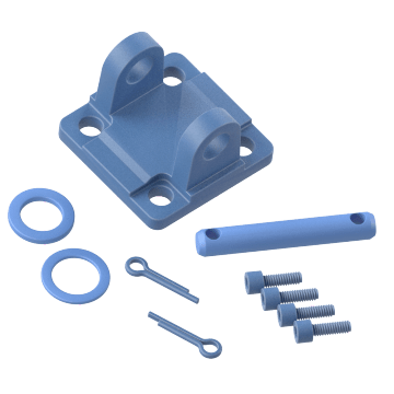 Single & Rear Clevis Mounts