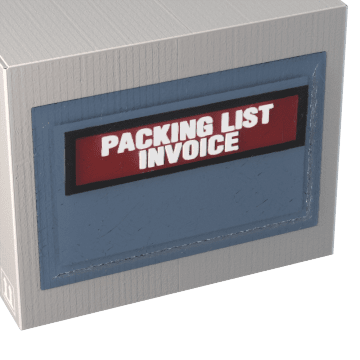 Packing List & Invoice Enclosed