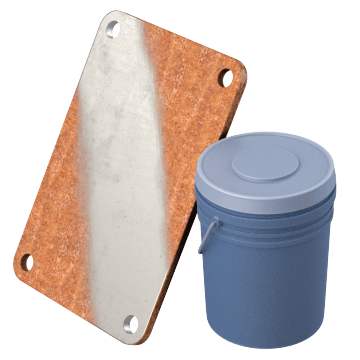 Corrosion Inhibitors for Process Parts