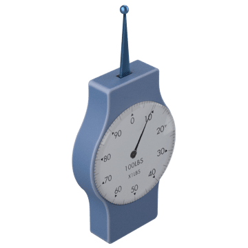 Small Force Dynamometer Gauges