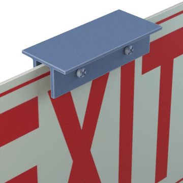 For Exit Signs