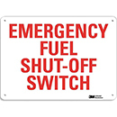 Emergency Fuel Shut-Off Switch