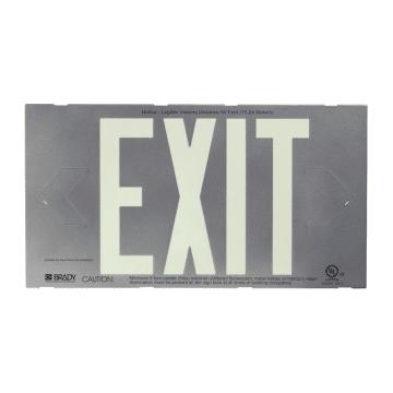 Exit (Double Arrow)