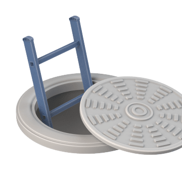 For Manholes