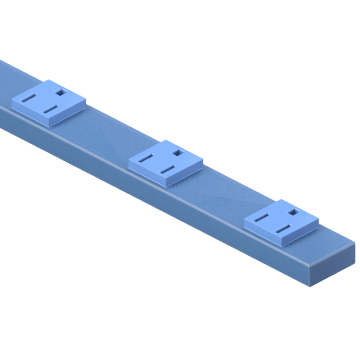 Hubbell Metal PlugTrak Series