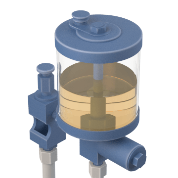 Adjustable Drip with Automatic Flow Control