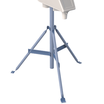 Weather Station Mounting