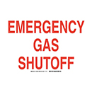 Emergency Gas Shutoff