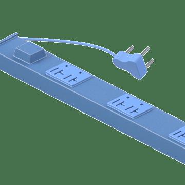 Hubbell Non-Metallic PlugTrak Series