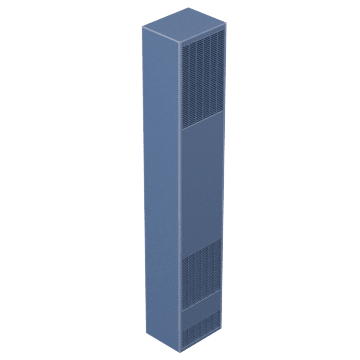 Low Profile Wall Mount Gas Furnaces
