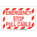 Emergency Stop Pull Cable