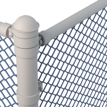 Chain Link Fabric & Gates