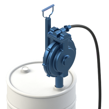 Fast-Fill T-Handle Pumps for Drums