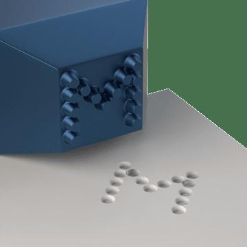 Low Stress Dot Design
