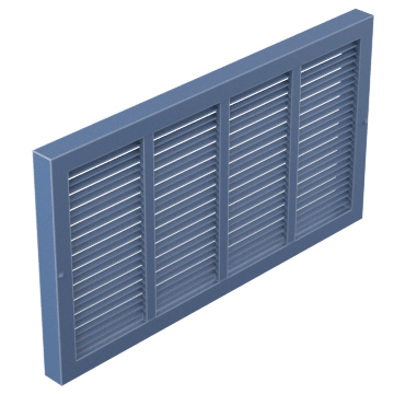 Filter Grilles for Ductwork