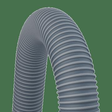 Abrasion-Resistant Hose for Dust & Chips
