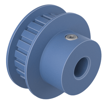 """XL Series (0.200"""" Pitch) with Plain Bore"""
