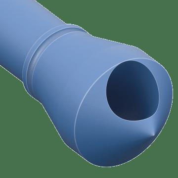 Anti-Vibration Zero-Flute