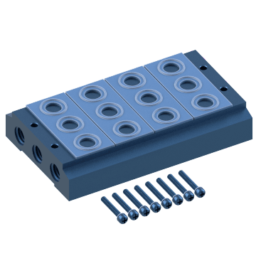 Energy-Efficient Series Manifolds