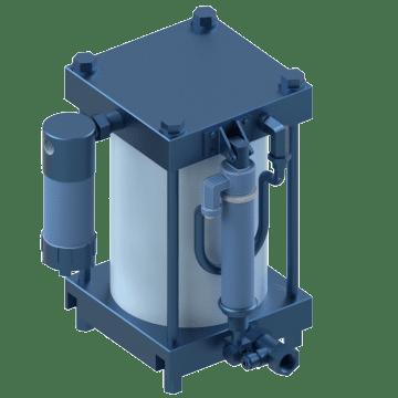 Superior Condensate & Particle Handler