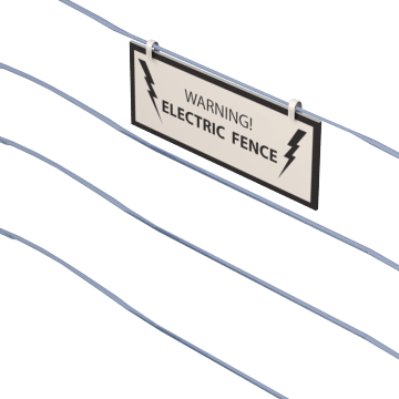 For Electric Fences