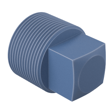 Square-Head Plugs