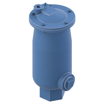 Wastewater Combination Air Release & Air Vacuum