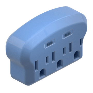 Plug-In Outlet Strips