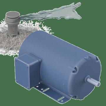 Close-Coupled Pump Motors