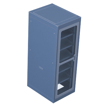 Free-Standing Rack Enclosures