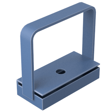 Permanent Magnets with Handle