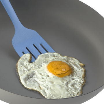 For Use with Nonstick Pans