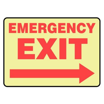 Emergency Exit (Right Arrow)