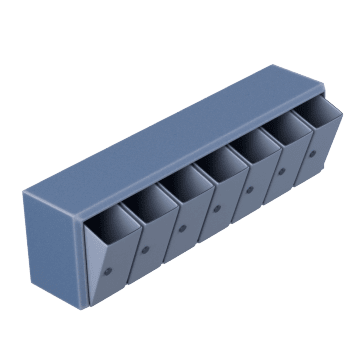 Multi-Unit Mailboxes