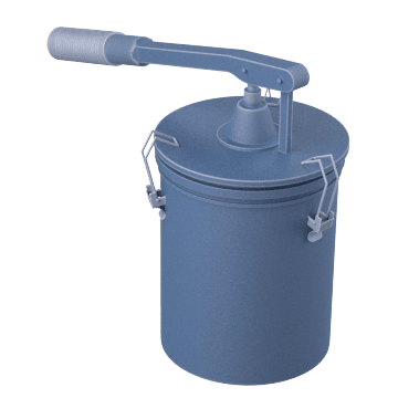 Lever Pumps with Buckets
