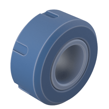 Round Collet Nuts