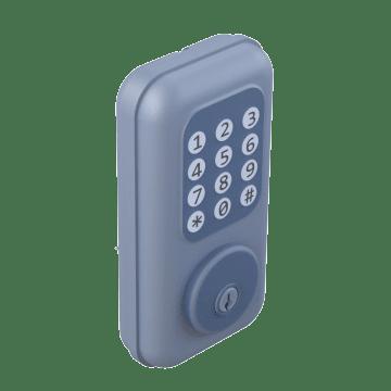 Electronic Keypad with Deadbolt
