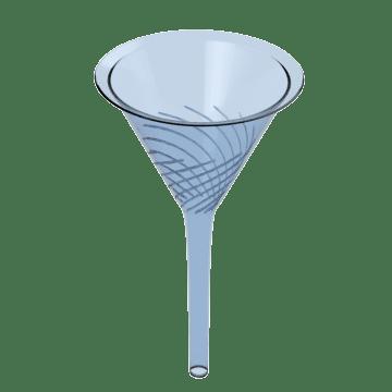 Fast-Flow Funnels