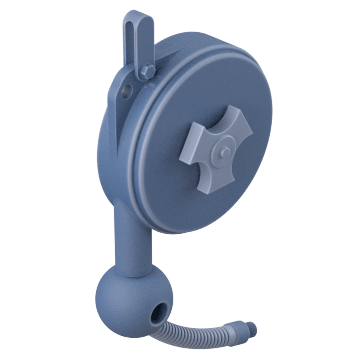 Weight-Balancing for Air Tools