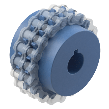 Chain Coupling Hubs