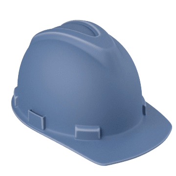 General Purpose Hard Hats with Front Brim