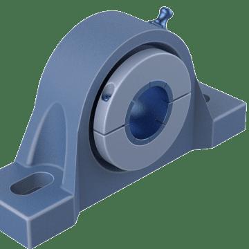 Impact-Resistant Mounted Ball Bearings