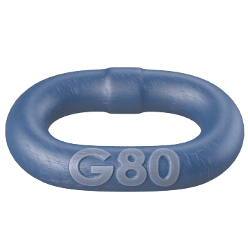 Grade 80 (For Lifting)