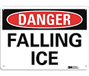 Danger Falling Ice