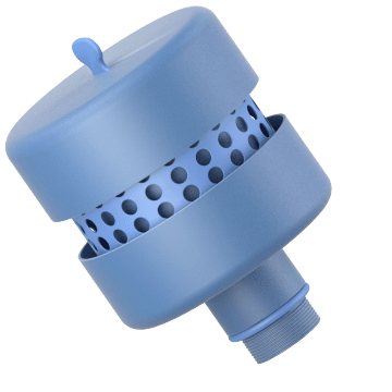 Refrigeration Directional Exhaust Filter