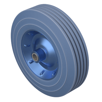 Solid Rubber Tread
