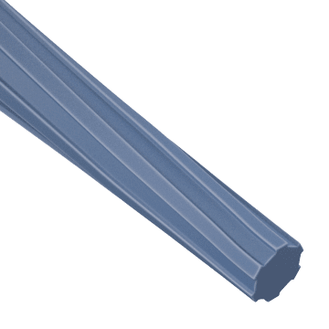 Spiral-Flute Taper Pin Hand Reamers