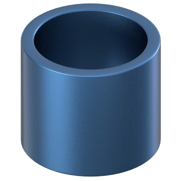 Low-Friction Oil Impregnated with PTFE Particles